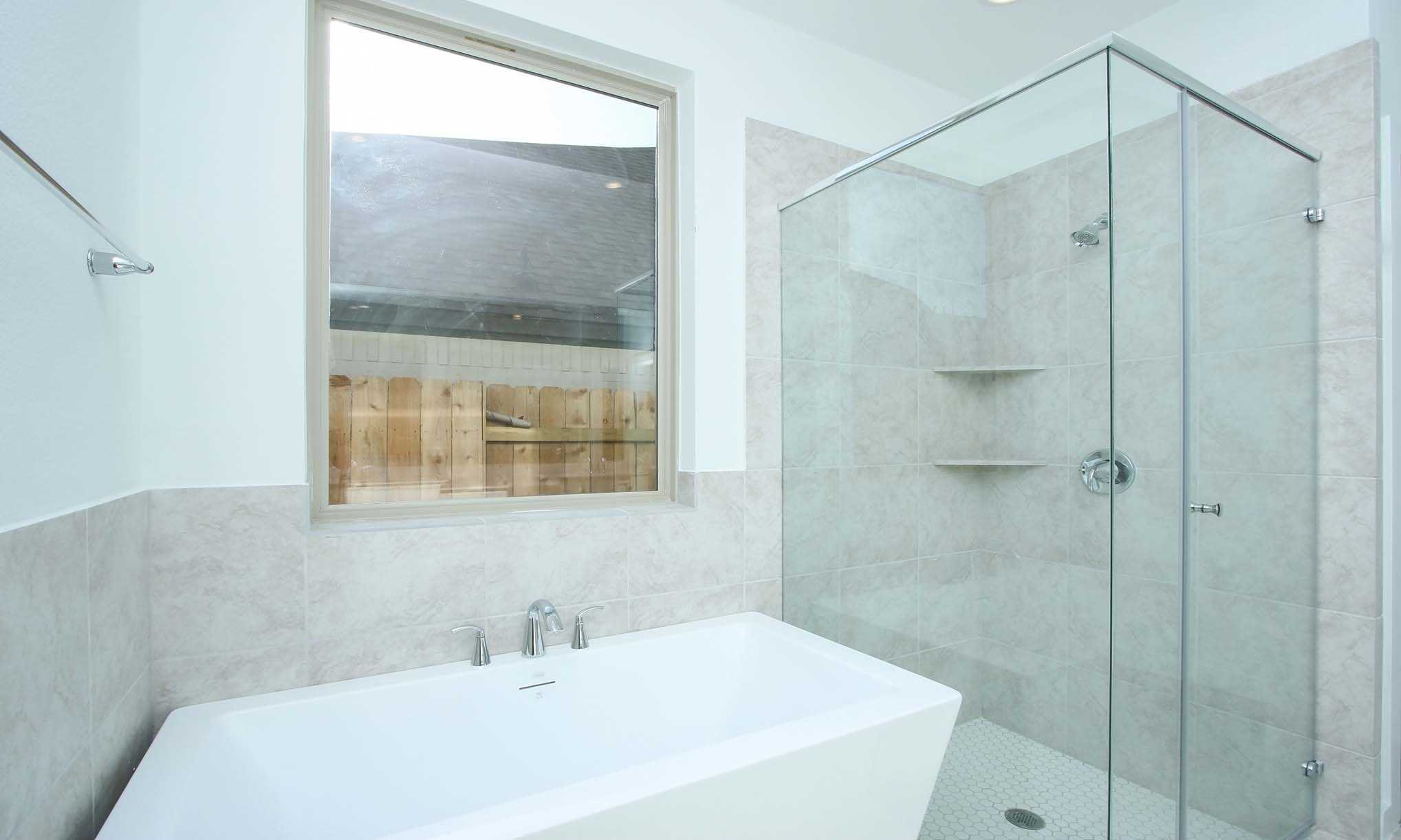 Bathroom featured in the Plan Oxford By Highland Homes in Houston, TX