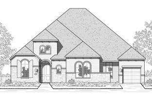 Plan 283 - Saddle Star Estates: Rockwall, Texas - Highland Homes