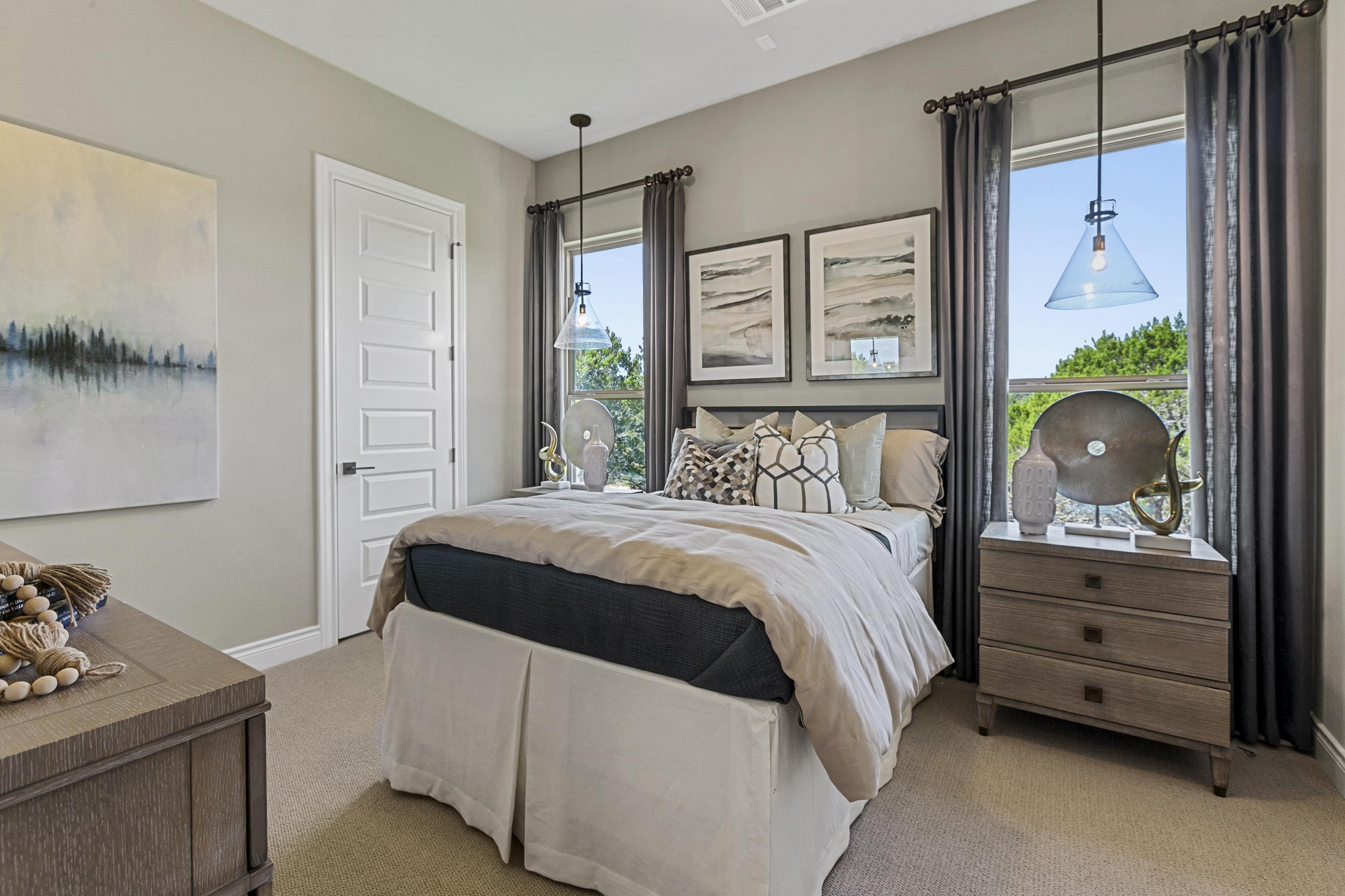 Bedroom featured in the Copperleaf By Hill Country Artisan Homes in Austin, TX