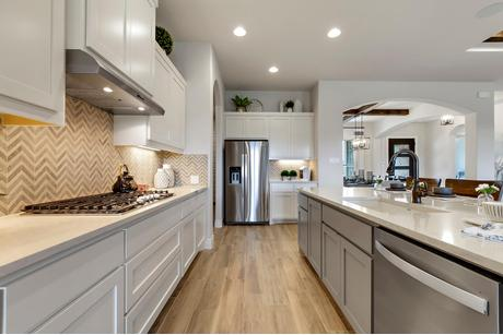 Kitchen-in-Santolina-at-Rio Ancho Ranch-in-Liberty Hill