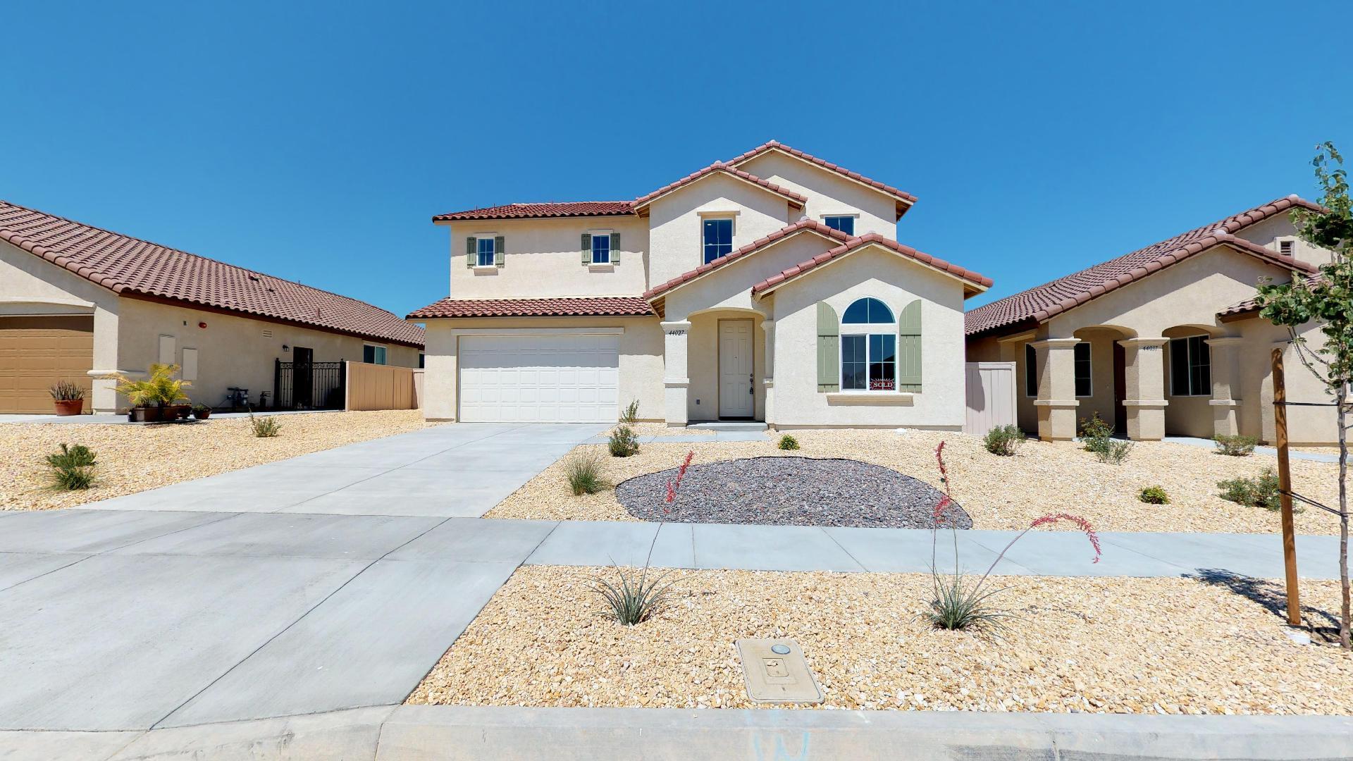 Plan 3   Joshua West: Lancaster, California   Hill View Homes, Inc.