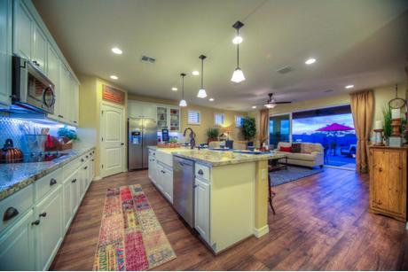 Kitchen-in-Abundant-at-Sierra Prieta Phase 2-in-Phoenix