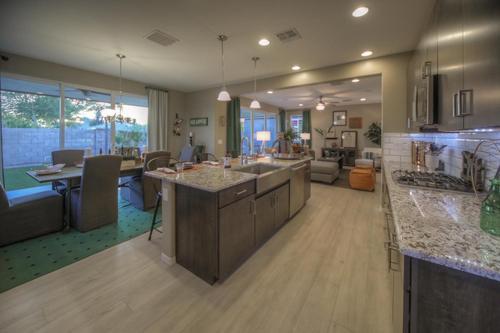 Greatroom-and-Dining-in-Jubilation-at-Sierra Prieta Phase 2-in-Phoenix