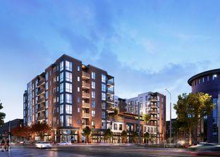 Plan A2.1 - The Linden: South San Francisco, California - The Linden