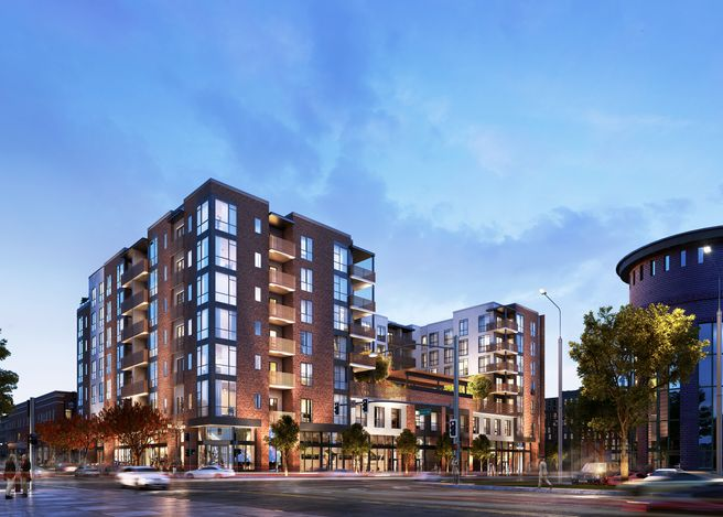 200 Linden Avenue (Plan A2.1)