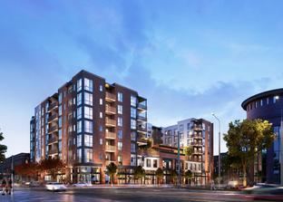 Plan B6.6 - The Linden: South San Francisco, California - The Linden
