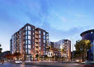Plan B5.2 - The Linden: South San Francisco, California - The Linden