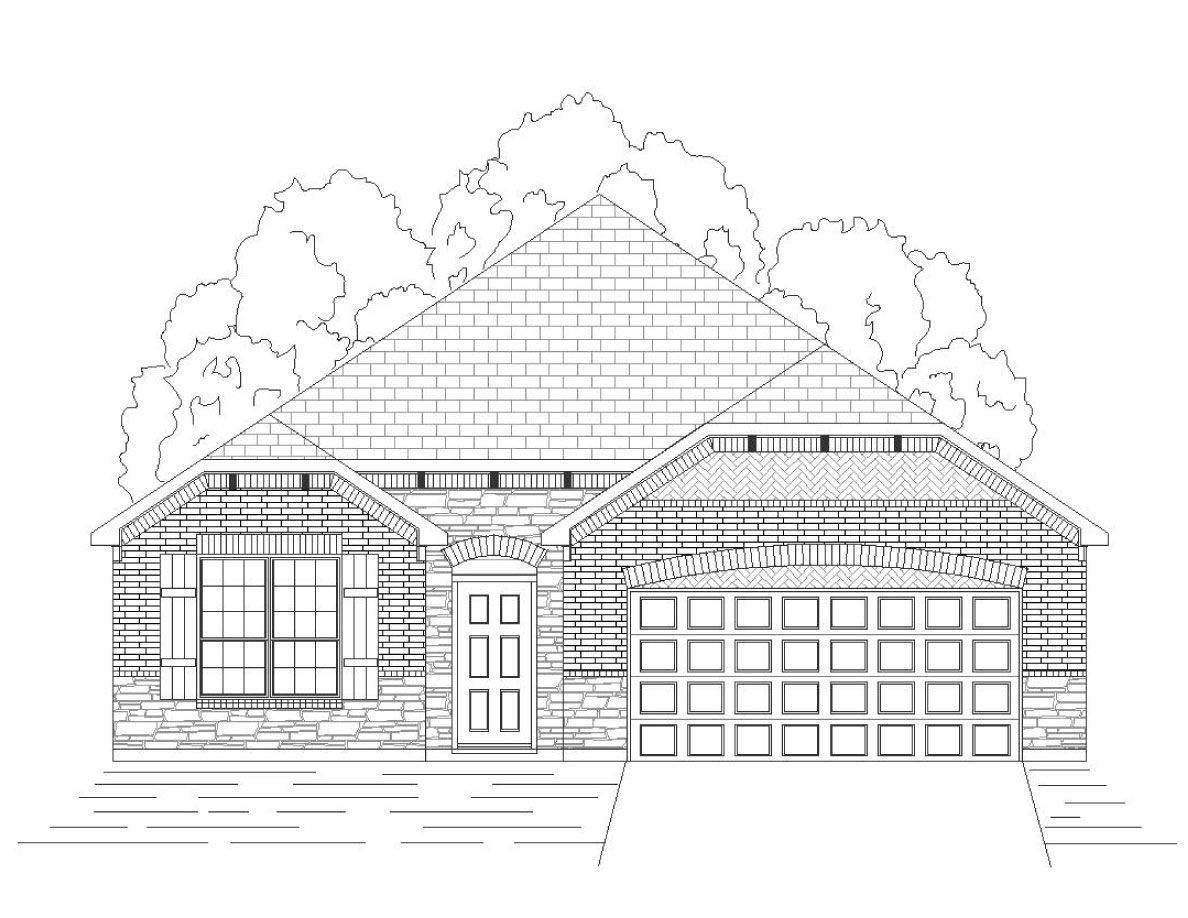New Construction Homes And Floor Plans In Colleyville Tx