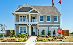 Waterscape by HistoryMaker Homes in Dallas Texas