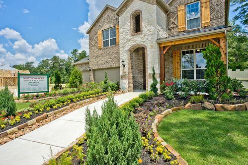New Homes In Houston 1283 Communities Newhomesource