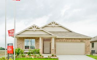 Greywood Heights by HistoryMaker Homes in Sherman-Denison Texas