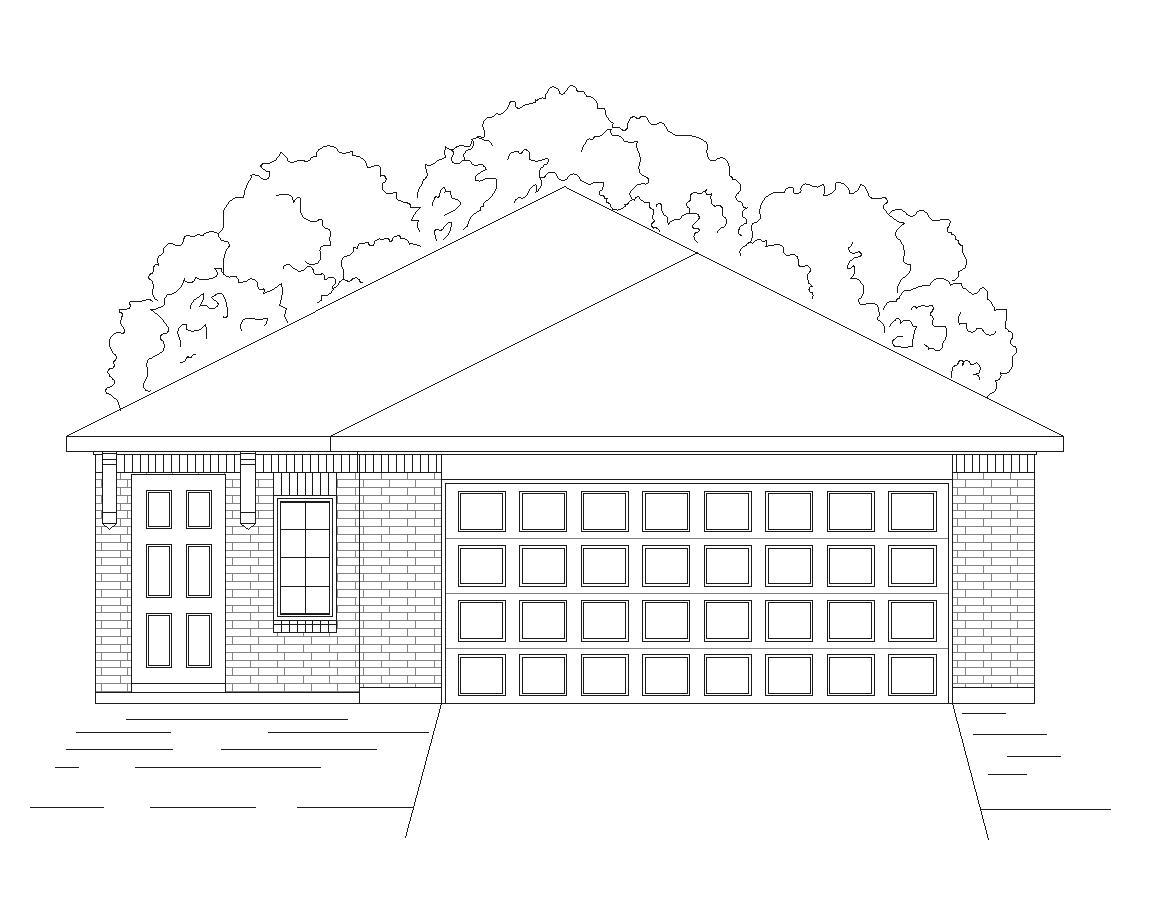 Exterior featured in the Caddo By HistoryMaker Homes    in Houston, TX