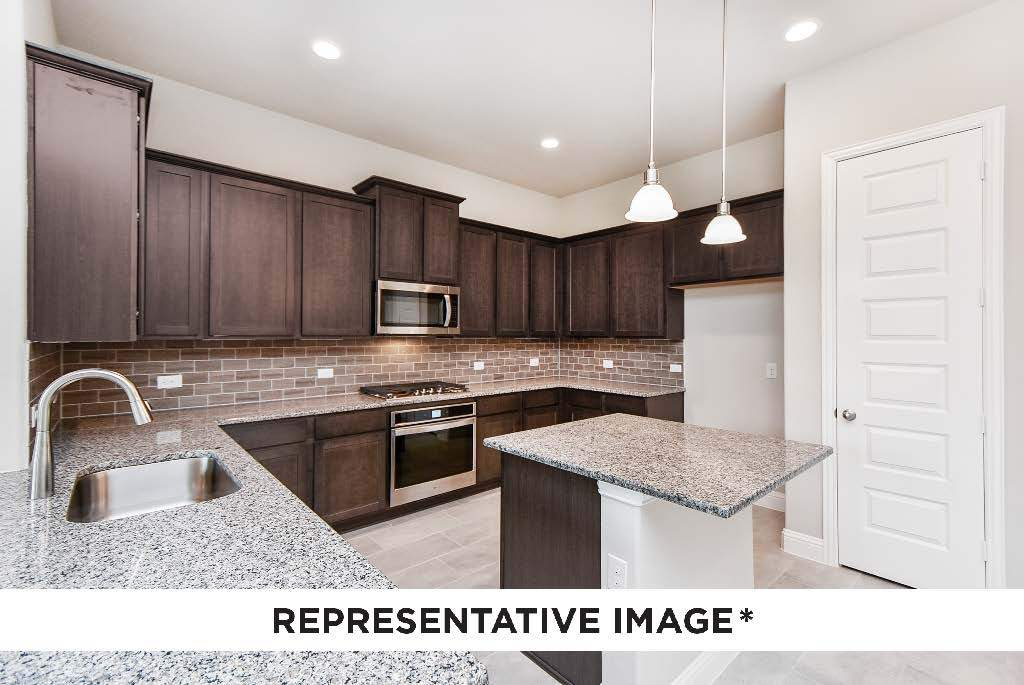 Kitchen featured in the Walnut By HistoryMaker Homes    in Fort Worth, TX