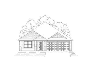 Birch - Creekside Estates: Terrell, Texas - HistoryMaker Homes