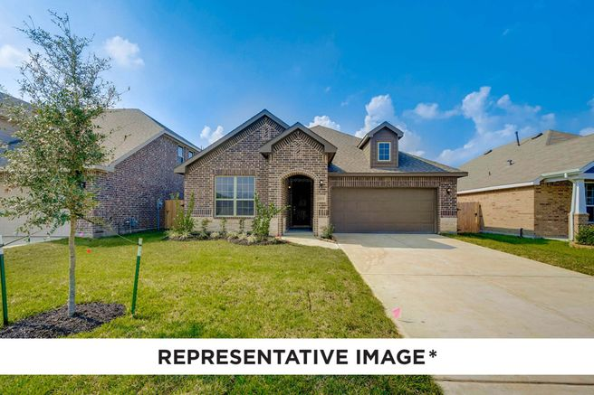 10005 Red Beadtree Place (Basswood)