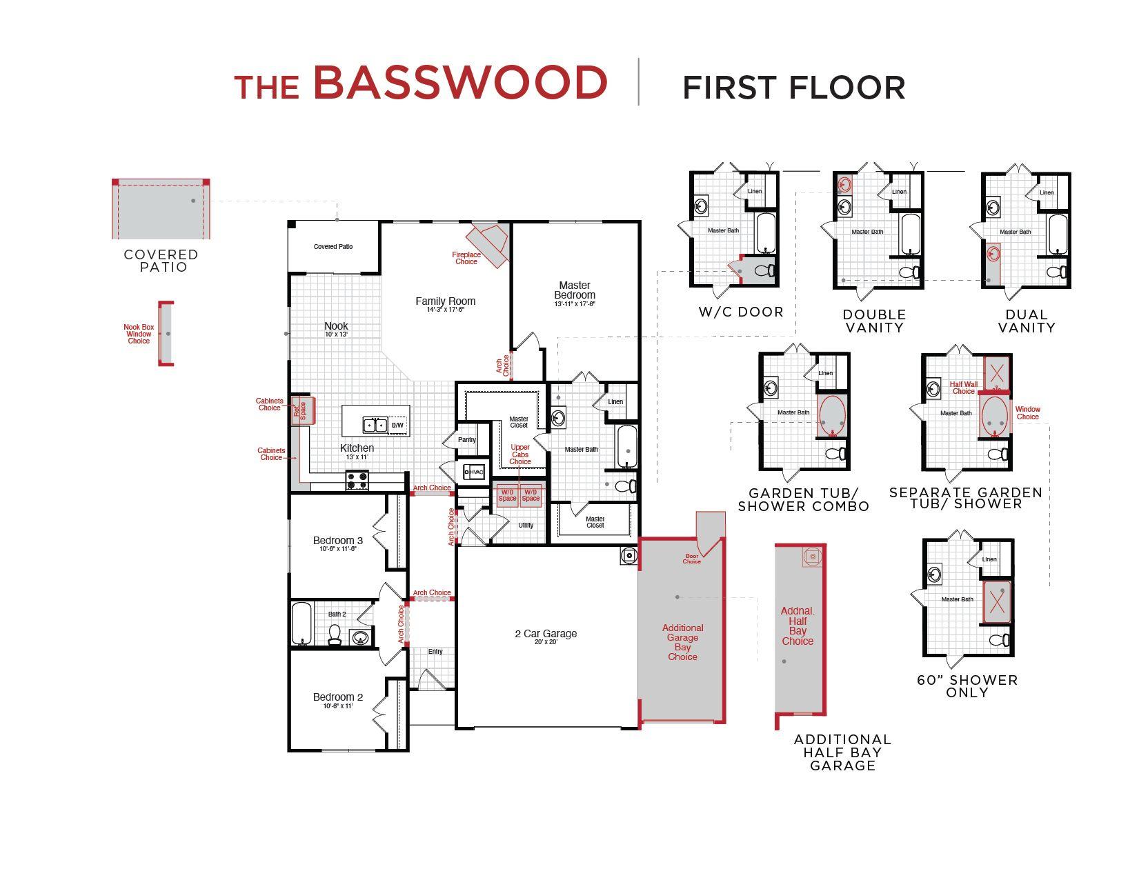 Basswood 22