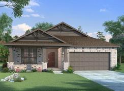 Olive - Northstar 60s: Haslet, Texas - HistoryMaker Homes