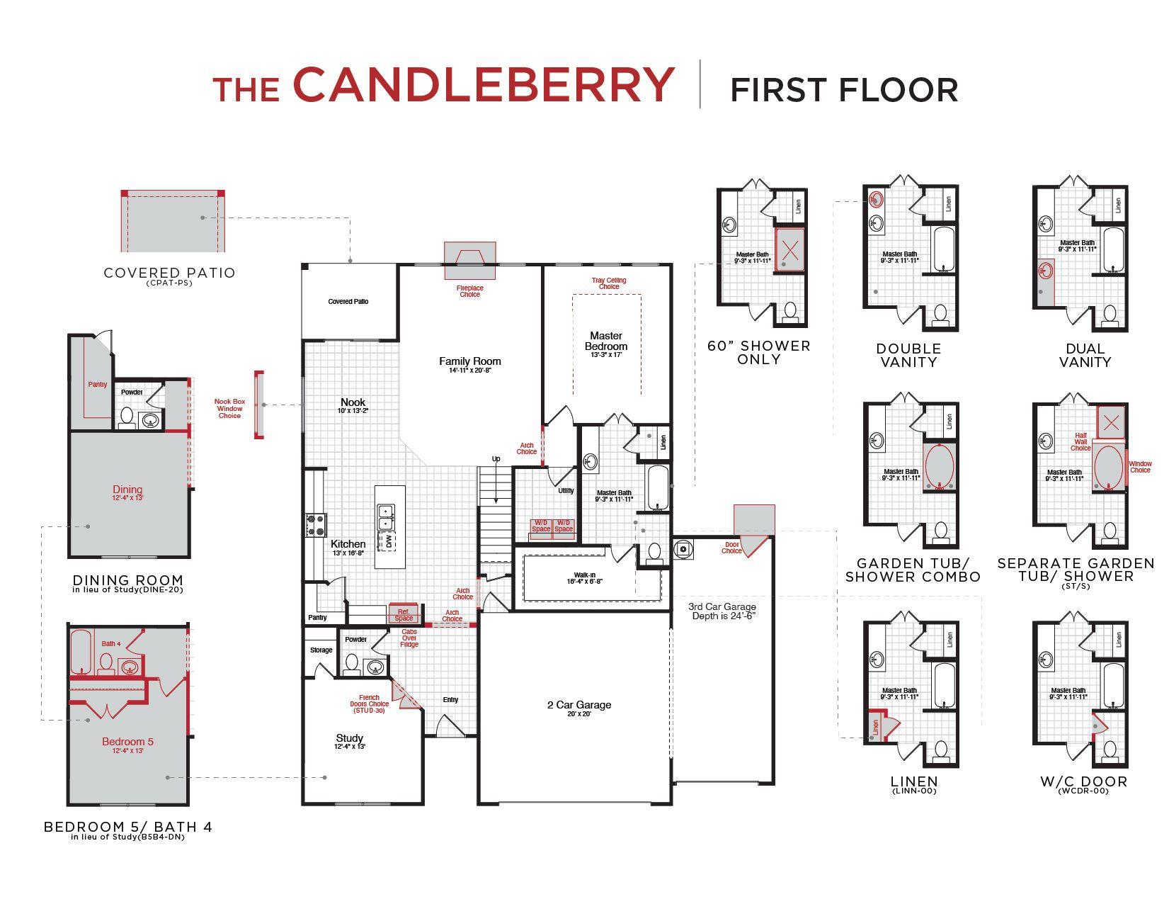 Candleberry 24