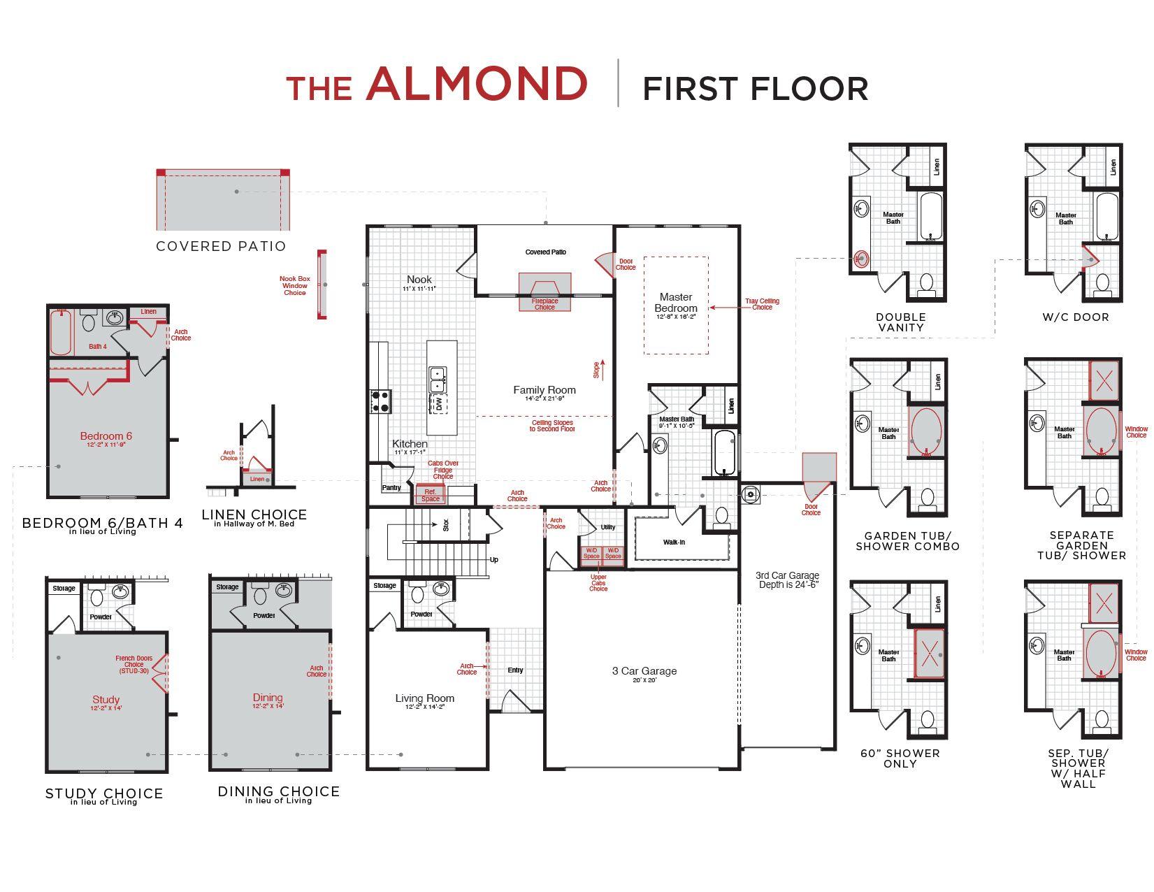 Almond 22