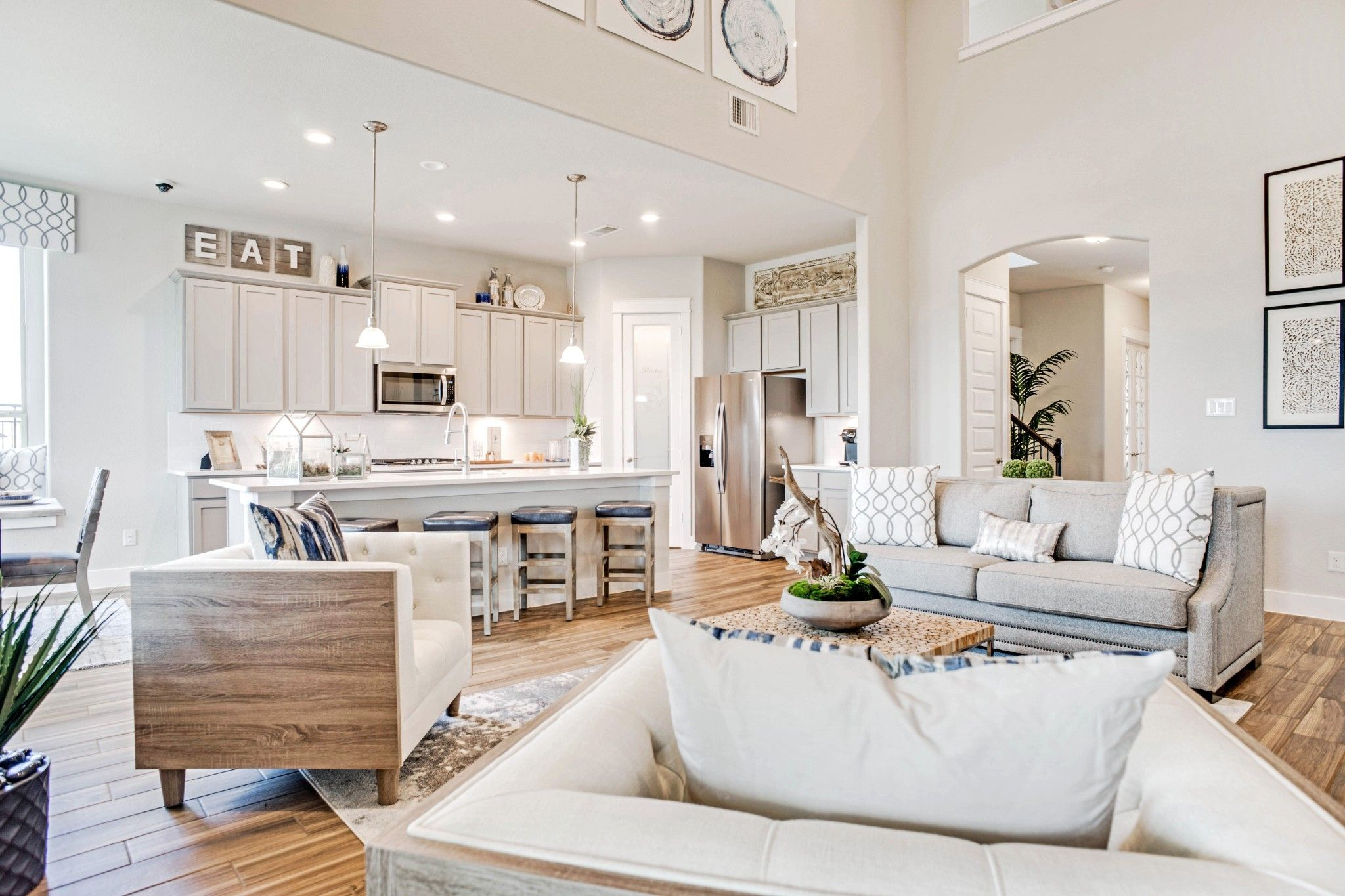 'Twin Hills' by HistoryMaker Homes in Fort Worth
