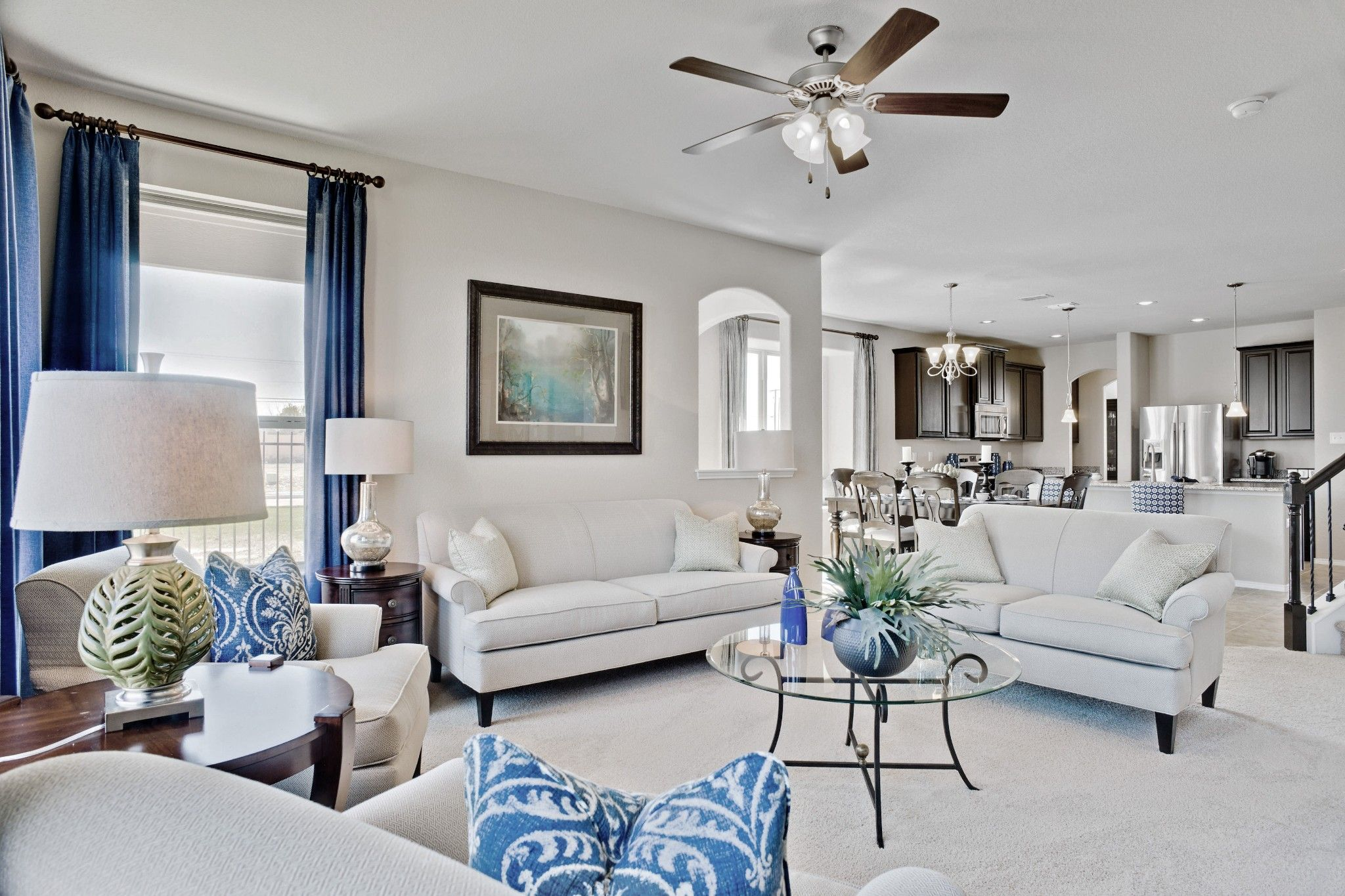 'Lake Vista Ranch' by HistoryMaker Homes in Fort Worth