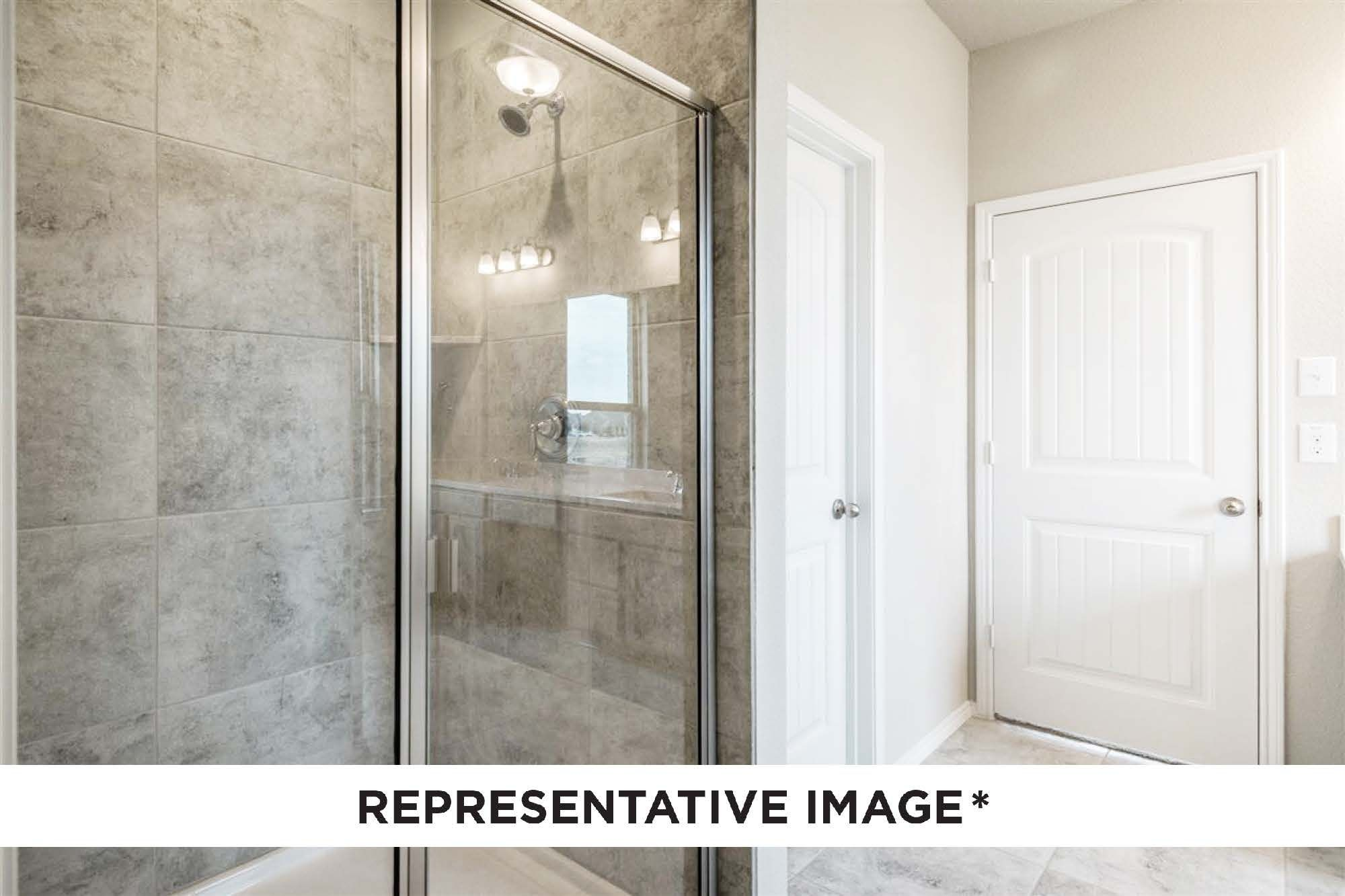 Bathroom featured in the Jefferson By HistoryMaker Homes    in Houston, TX