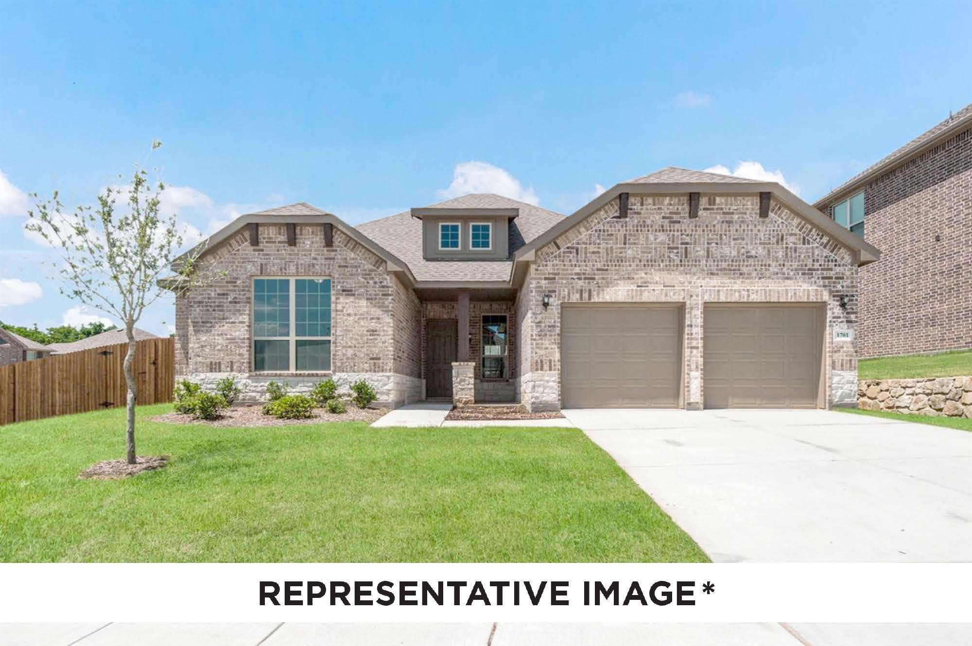 Exterior featured in the Washington By HistoryMaker Homes    in Houston, TX