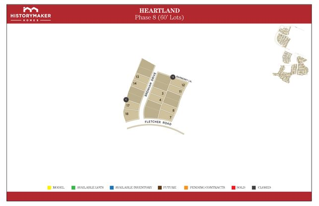 Heartland 60s,75126