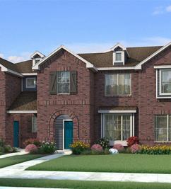 Houston - Heartland Townhomes: Heartland, Texas - HistoryMaker Homes