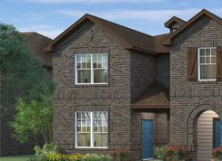 Bowie - Heartland Townhomes: Heartland, Texas - HistoryMaker Homes