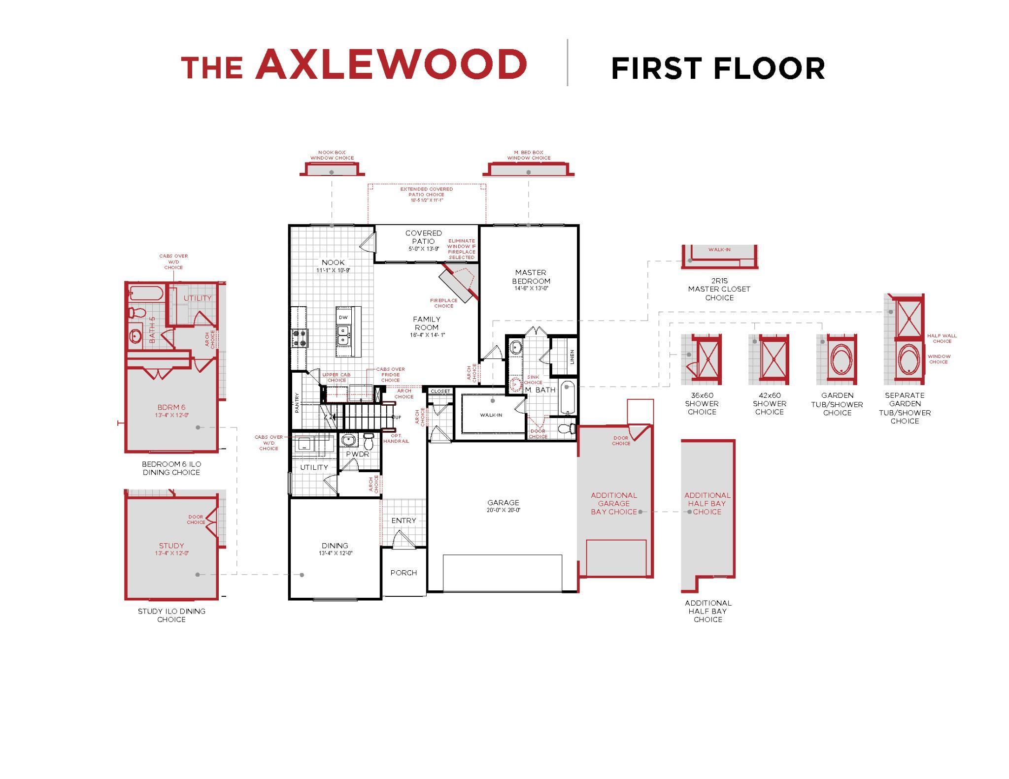 Axlewood 45