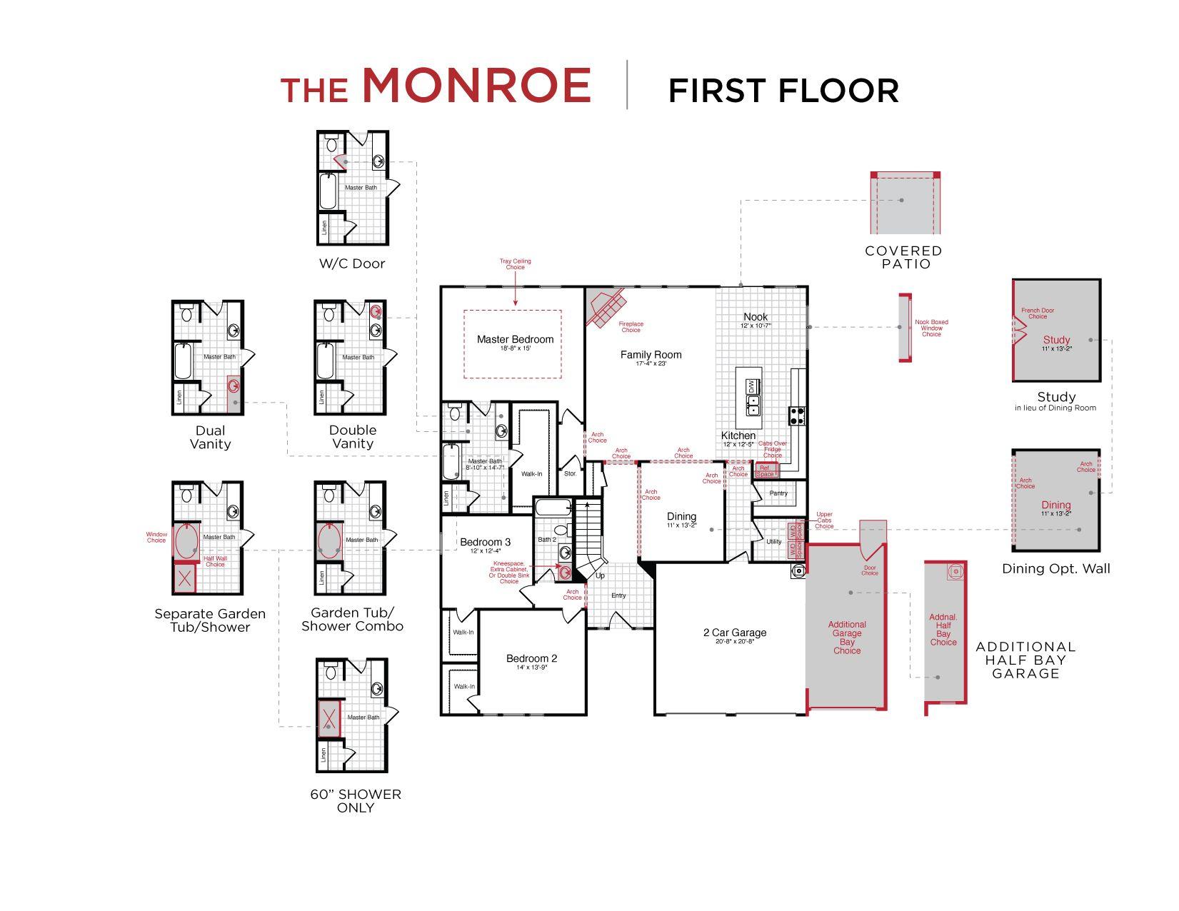 Monroe 26