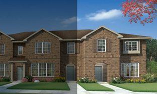 Houston - Balmoral Townhomes: Humble, Texas - HistoryMaker Homes