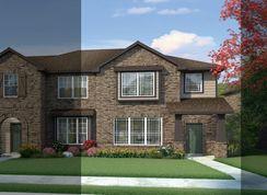 Crockett - Balmoral Townhomes: Humble, Texas - HistoryMaker Homes