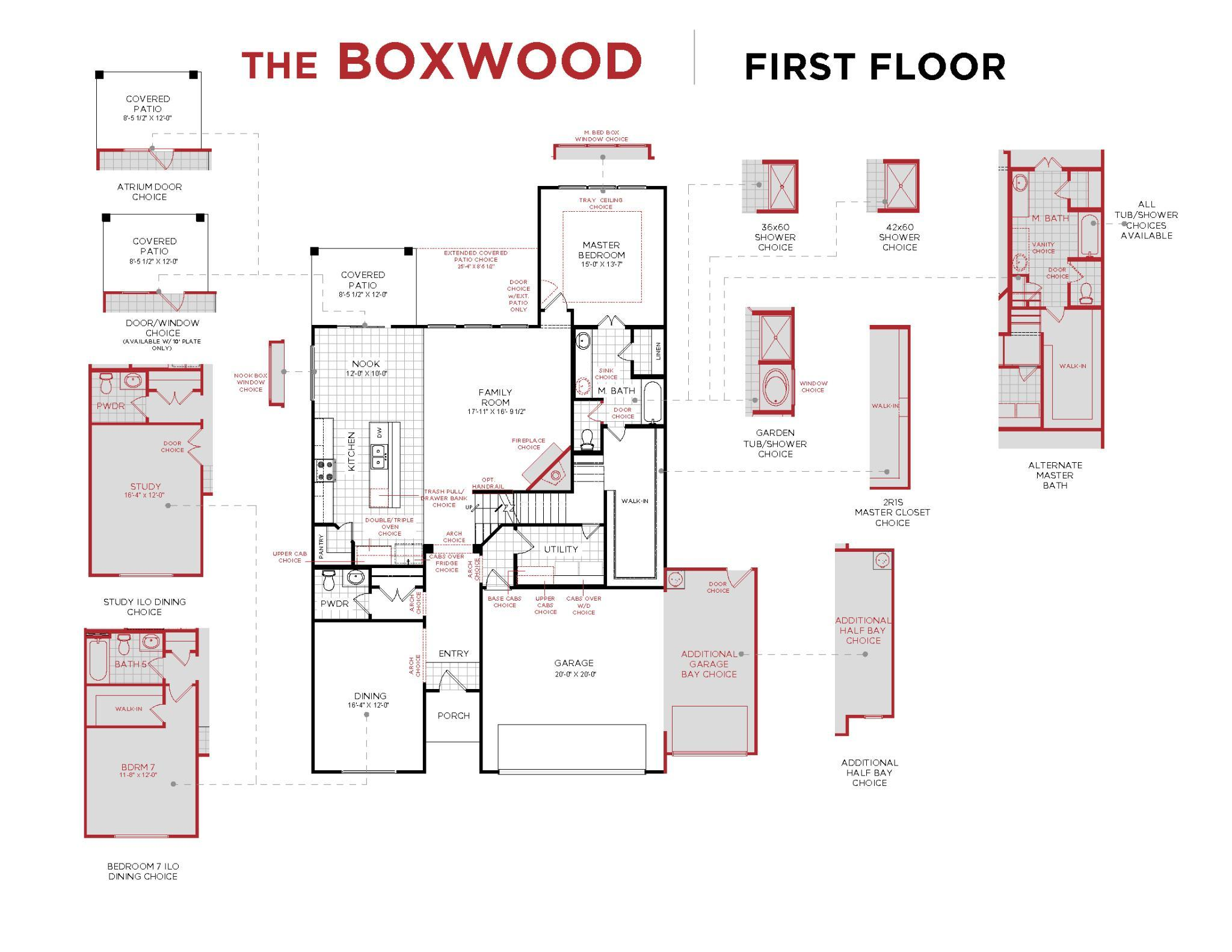 Boxwood 36