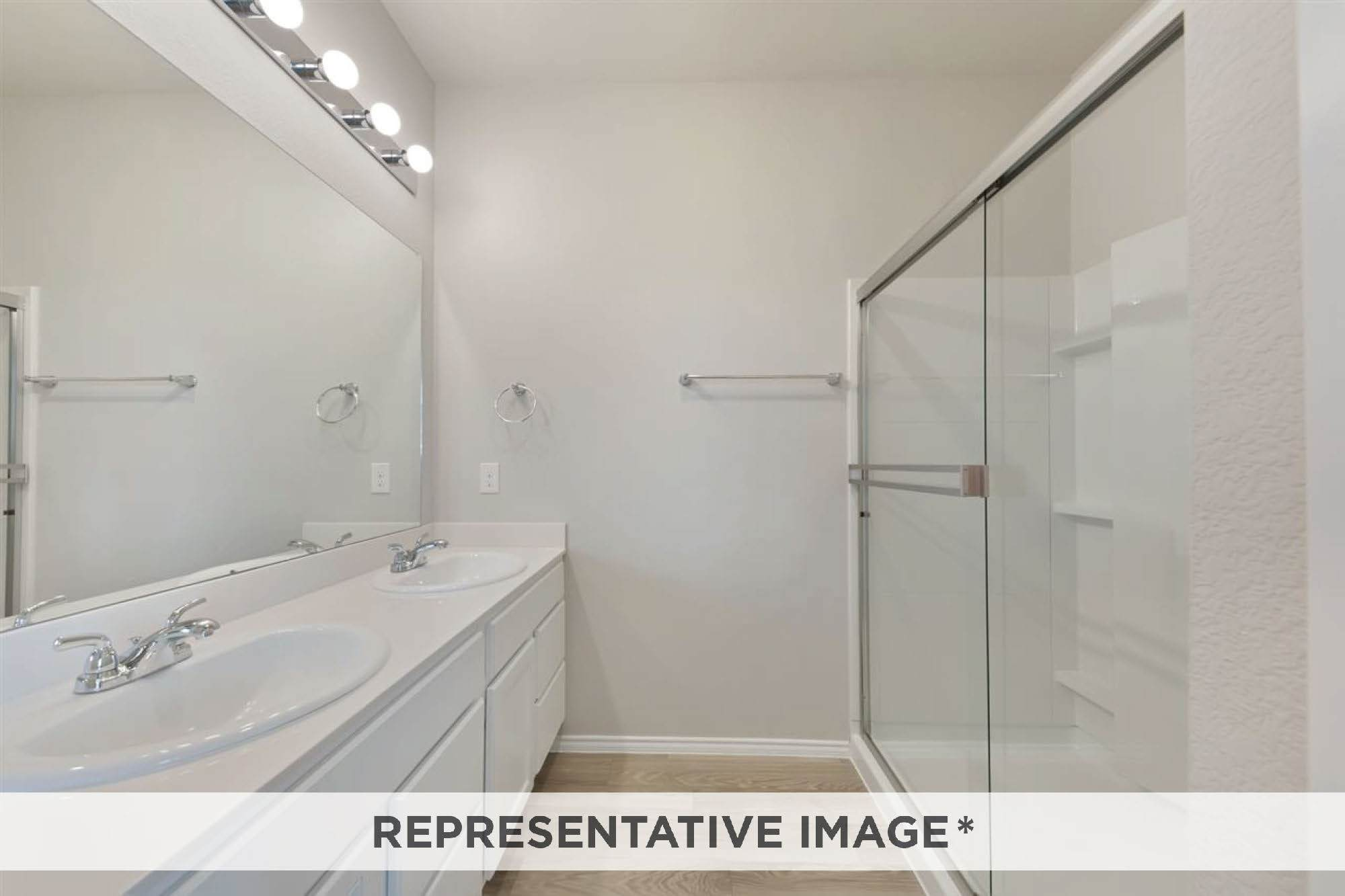 Bathroom featured in the Birch By HistoryMaker Homes    in Sherman-Denison, TX