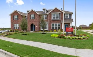 Heartland Townhomes by HistoryMaker Homes in Dallas Texas