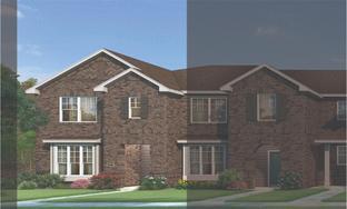Travis - Balmoral Townhomes: Humble, Texas - HistoryMaker Homes