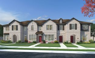 Heritage Trails Townhomes by HistoryMaker Homes in Dallas Texas