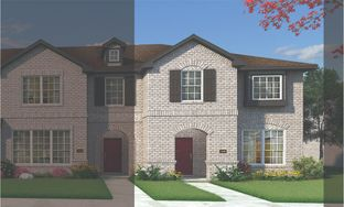 Andrews - Heritage Trails Townhomes: Lewisville, Texas - HistoryMaker Homes