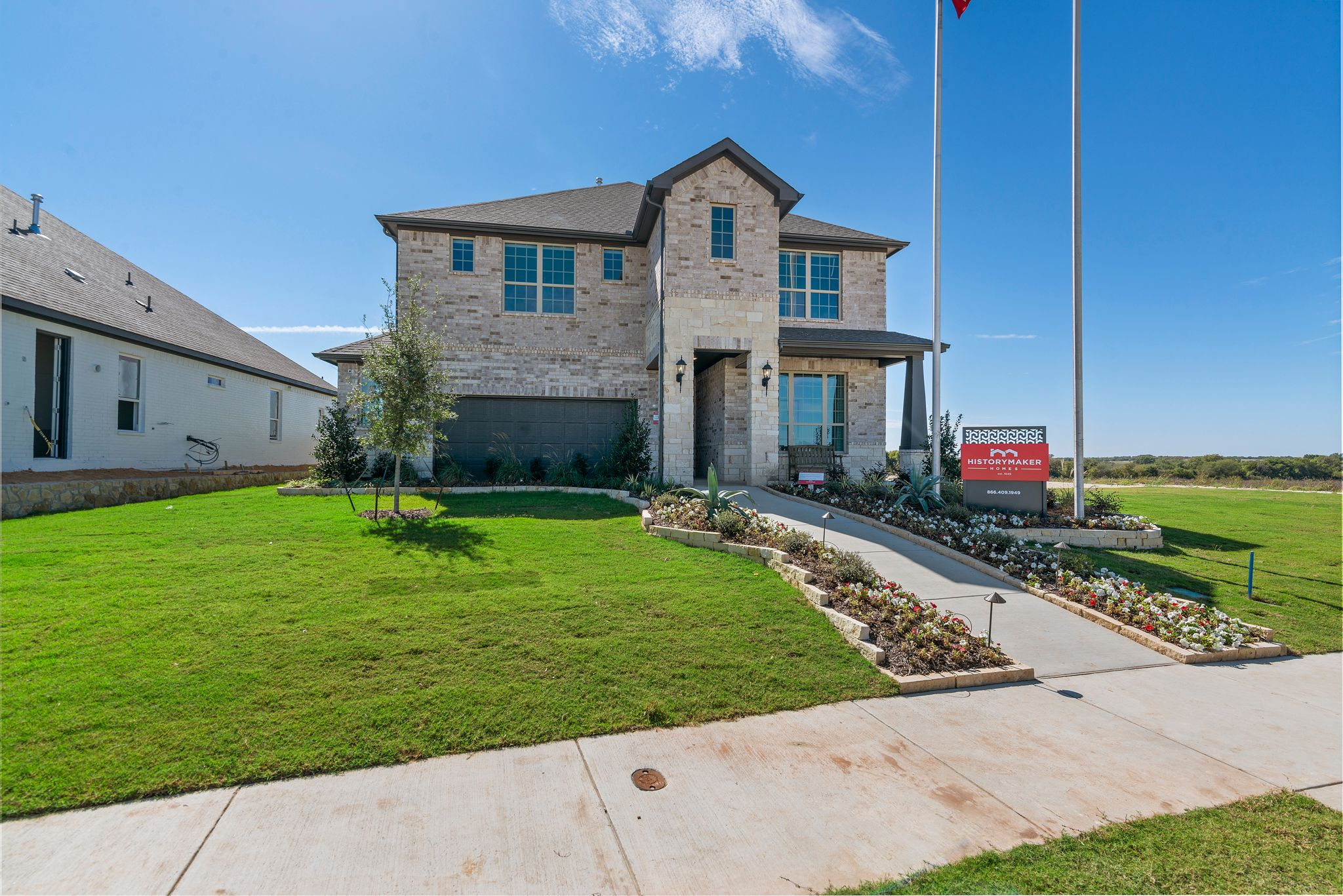 'Sheppard's Place' by HistoryMaker Homes in Dallas