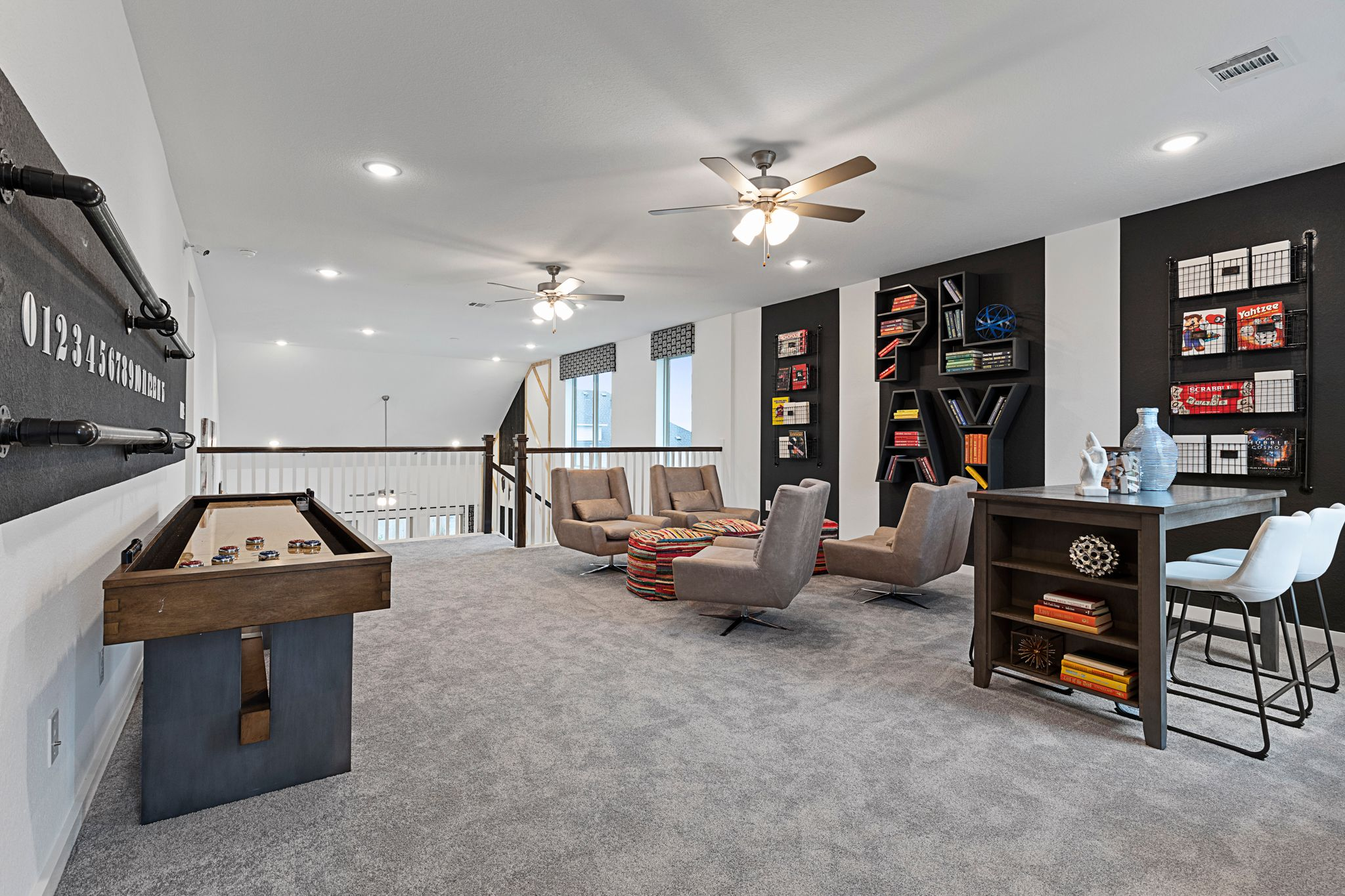 'Katy Lakes 60s' by HistoryMaker Homes in Houston