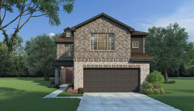 210 Village Terrace Lane (Grapevine)