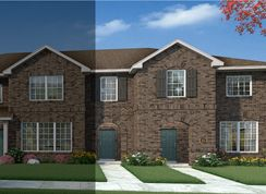 Houston - Cloverleaf Crossing Townhomes: Mesquite, Texas - HistoryMaker Homes