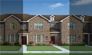 Travis - Heritage Trails Townhomes: Lewisville, Texas - HistoryMaker Homes