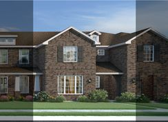 Bowie - Heritage Trails Townhomes: Lewisville, Texas - HistoryMaker Homes