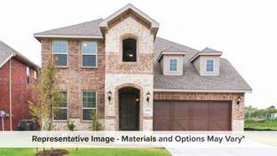 Buckeye - Summer Lakes: Rosenberg, Texas - HistoryMaker Homes