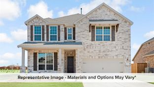 Cypress - Summer Lakes: Rosenberg, Texas - HistoryMaker Homes
