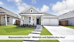 Concord - Creekside Estates: Terrell, Texas - HistoryMaker Homes