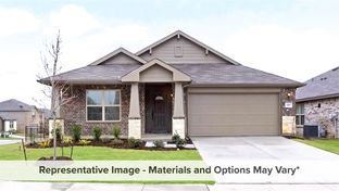 Cottonwood - Northstar 50s: Haslet, Texas - HistoryMaker Homes